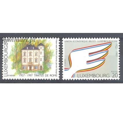 Luksemburg 1997 Mi 1416-1417 Czyste **