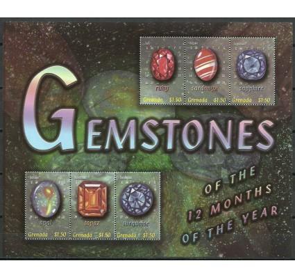 Znaczek Grenada 2001 Mi ark 4904-4909 Czyste **