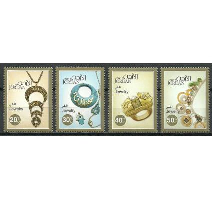 Znaczek Jordania 2011 Mi 2126-2129 Czyste **