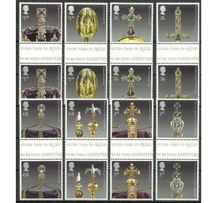 Znaczek Wielka Brytania 2011 Mi 3126-3133 Czyste **