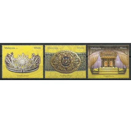 Znaczek Malezja 2011 Mi 1914-1916 Czyste **