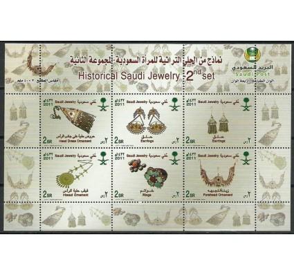 Znaczek Arabia Saudyjska 2011 Mi ark 1563-1568 Czyste **