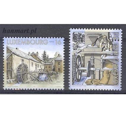 Znaczek Luksemburg 1997 Mi 1429-1430 Czyste **