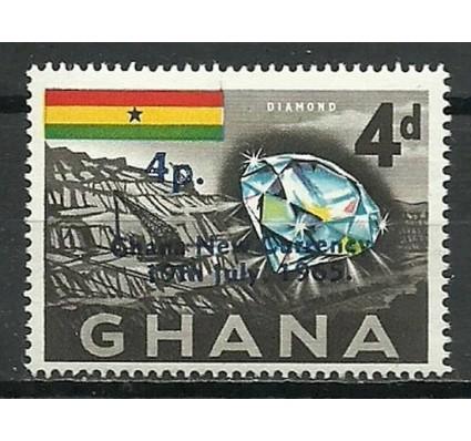 Znaczek Ghana 1965 Mi 227 Czyste **