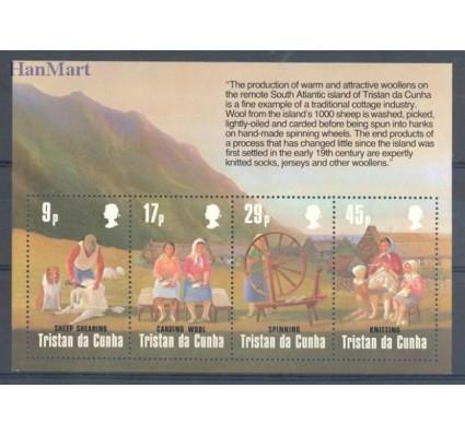 Znaczek Tristan da Cunha 1984 Mi bl 16 Czyste **