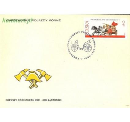 Znaczek Polska 1980 Mi 2721-2726 Fi 2573-2578 FDC