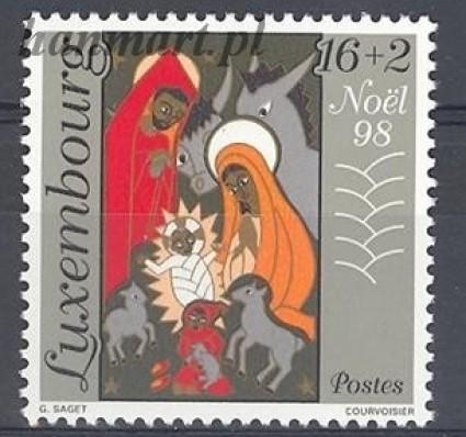 Znaczek Luksemburg 1998 Mi 1464 Czyste **