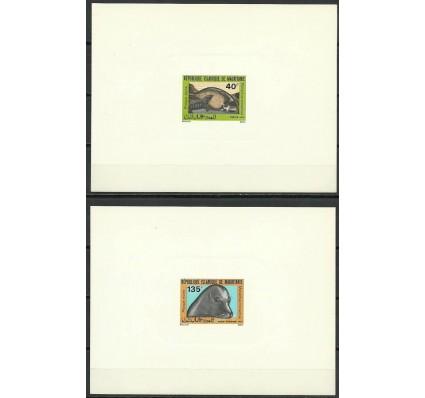 Znaczek Mauretania 1973 Mi lx 450-451 Czyste **