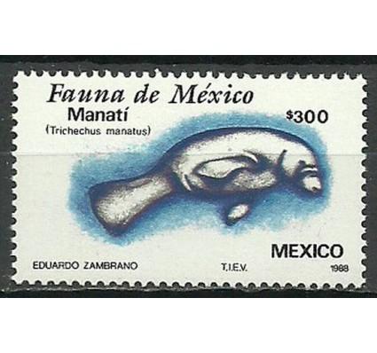 Znaczek Meksyk 1988 Mi 2061 Czyste **