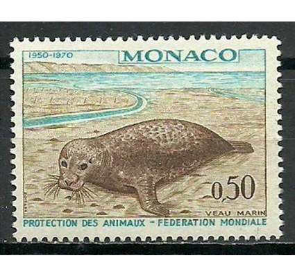 Znaczek Monako 1970 Mi 968 Czyste **
