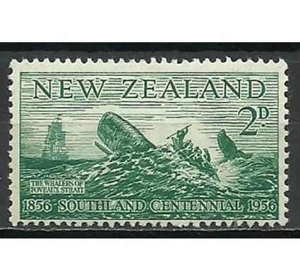 Znaczek Nowa Zelandia 1956 Mi 360 Czyste **