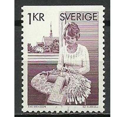 Znaczek Szwecja 1976 Mi 938Do Czyste **