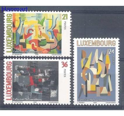 Luksemburg 2000 Mi 1509-1511 Czyste **
