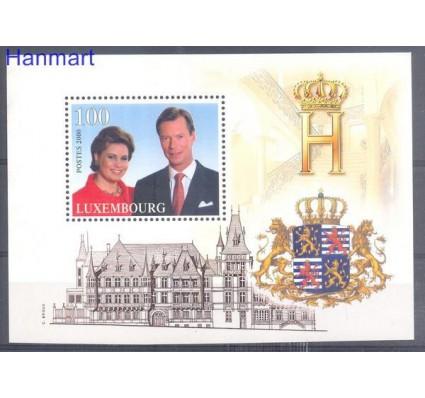 Luksemburg 2000 Mi bl 18 Czyste **