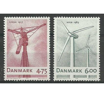 Znaczek Dania 2007 Mi 1455-1456 Czyste **