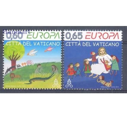 Znaczek Watykan 2010 Mi 1669-1670 Czyste **