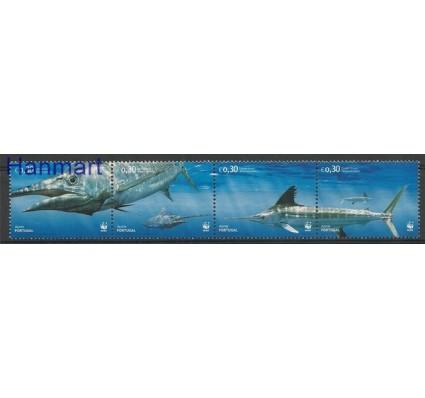 Znaczek Azory 2004 Mi 502-505 Czyste **