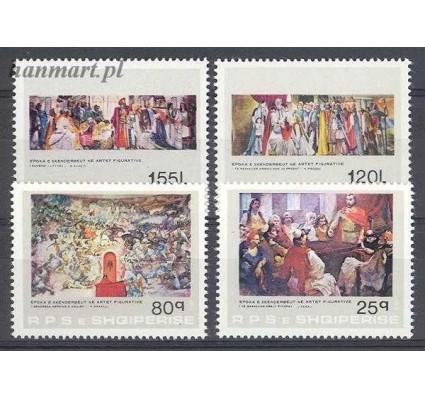 Znaczek Albania 1983 Mi 2186-2189 Czyste **