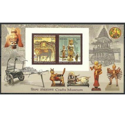 Znaczek Indie 2010 Mi bl 90 Czyste **