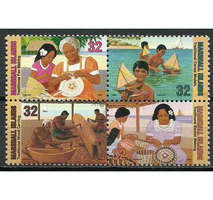 Znaczek Wyspy Marshalla 1997 Mi 826-829 Czyste **
