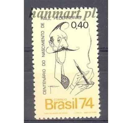 Znaczek Brazylia 1974 Mi 1447 Czyste **