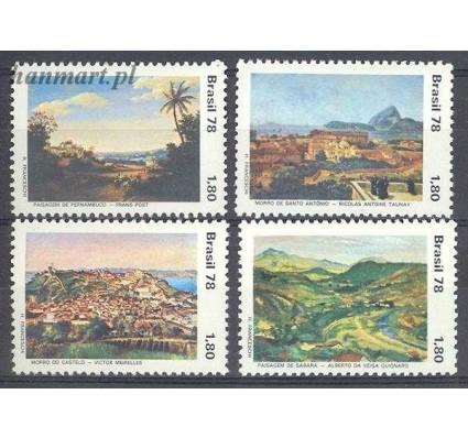 Znaczek Brazylia 1978 Mi 1683-1686 Czyste **