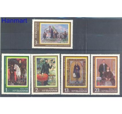 Znaczek Bułgaria 1978 Mi 2720-2724 Czyste **