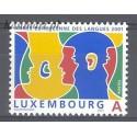 Luksemburg 2001 Mi 1543 Czyste **