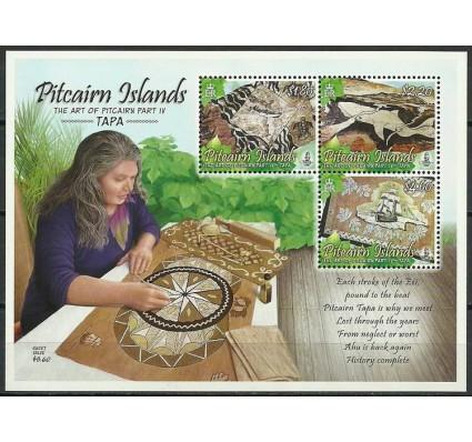Znaczek Pitcairn 2012 Mi bl 59 Czyste **