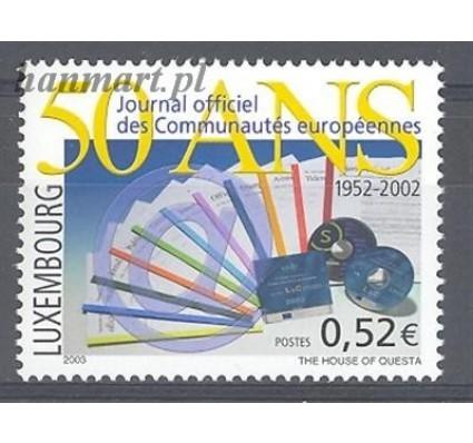 Luksemburg 2003 Mi 1598 Czyste **