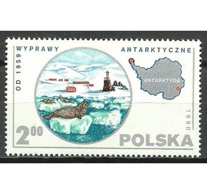 Znaczek Polska 1980 Mi 2686 Czyste **