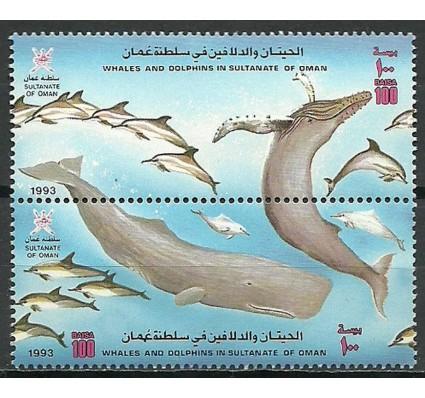 Znaczek Oman 1993 Mi 372-373 Czyste **