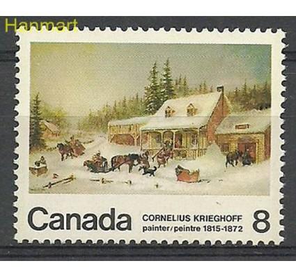 Znaczek Kanada 1972 Mi 517yII Czyste **