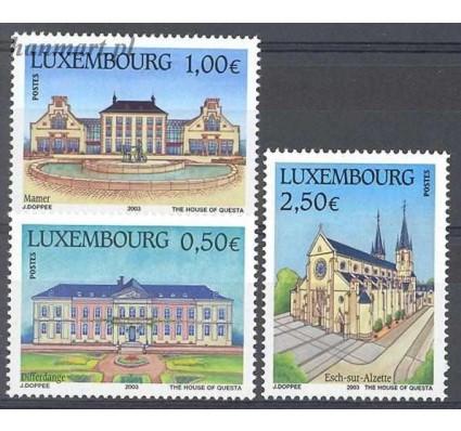 Luksemburg 2003 Mi 1601-1603 Czyste **