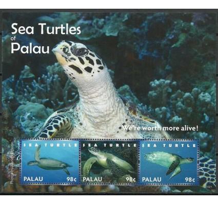 Znaczek Palau 2010 Mi ark 2993-2995 Czyste **