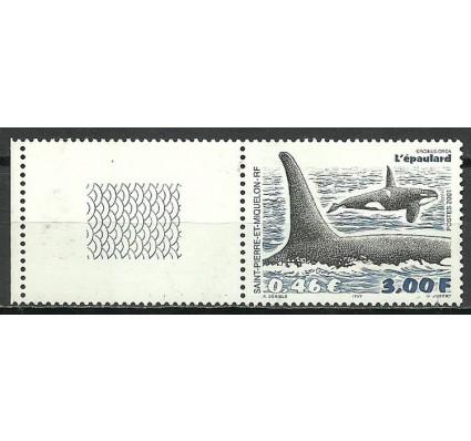 Znaczek Saint-Pierre i Miquelon 2001 Mi 823 Czyste **