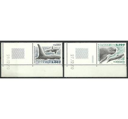 Znaczek Saint-Pierre i Miquelon 2001 Mi 823-824 Czyste **
