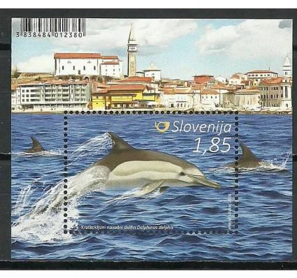 Znaczek Słowenia 2016 Mi bl 91 Czyste **