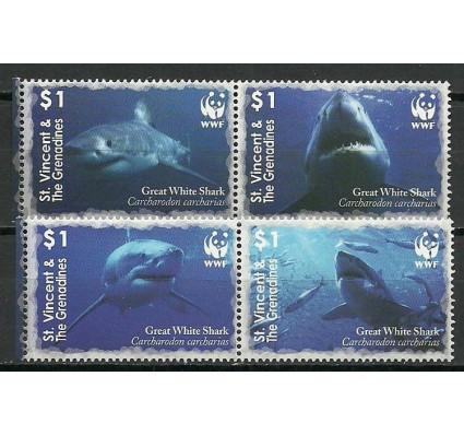 Znaczek Saint Vincent i Grenadyny 2006 Mi 6282-6285 Czyste **