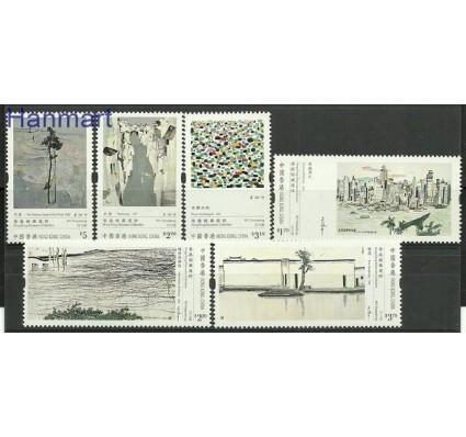 Znaczek Hong Kong 2014 Mi 1890-1895 Czyste **