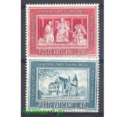 Znaczek Watykan 1964 Mi 462-463 Czyste **