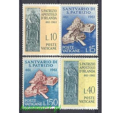 Znaczek Watykan 1961 Mi 378-381 Czyste **