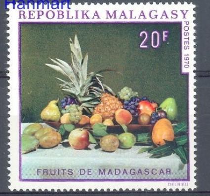 Znaczek Madagaskar 1970 Mi 617 Czyste **