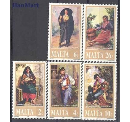 Znaczek Malta 2001 Mi 1162-1166 Czyste **