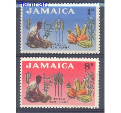 Znaczek Jamajka 1963 Mi 203-204 Czyste **