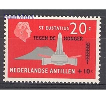 Znaczek Antyle Holenderskie 1963 Mi 127 Czyste **