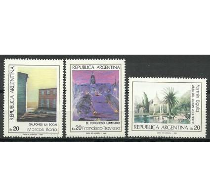 Znaczek Argentyna 1984 Mi 1723-1725 Czyste **