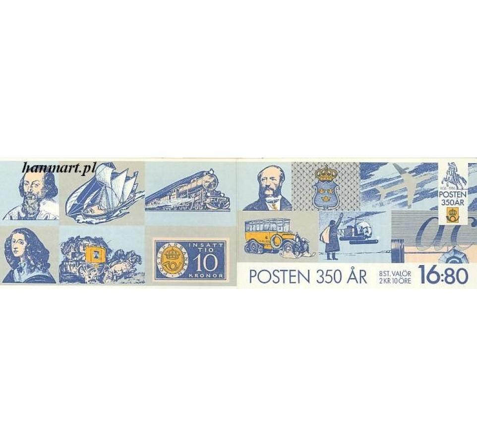 Szwecja 1986 Mi mh 1381 Czyste **