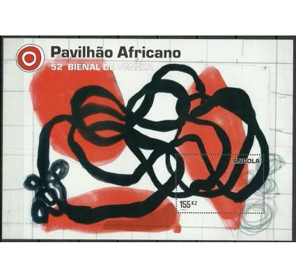 Znaczek Angola 2007 Mi bl 118 Czyste **