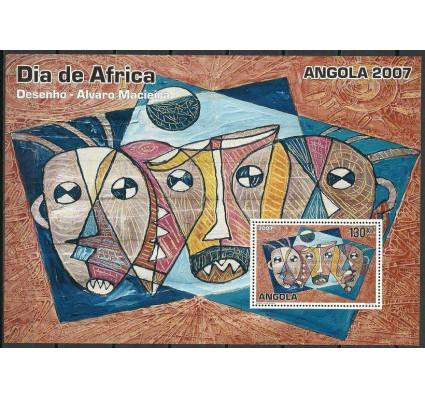 Znaczek Angola 2007 Mi bl 119 Czyste **